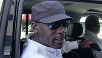 Michael Jordan -- Any Gig Under $10 Million Is a Waste ... 'Cause My Nike Haul Was CRAZY!