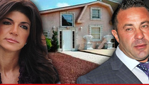 Teresa and Joe Giudice -- Jersey Shore Home ... No One Wants Their Leftovers