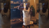 Ravens DT Brandon WIlliams -- Alfonso Ribeiro Can't Touch This! (VIDEO)