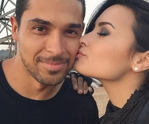 "Wilmer Valderrama Dishes on His Future with Demi Lovato: ""I Love Her So Much"""