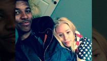 Iggy Azalea -- Clowns Nick Young ... Your Lakers Have NO GAME (VIDEO)