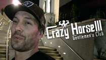 Kevin Federline -- Playing Dirty Fantasy Football At Vegas Strip Club