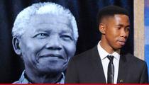 Nelson Mandela's Grandson Arrested for Rape