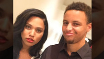 Steph Curry -- Fan Goes Too Far For An Autograph ... Now My Family Is Freaked