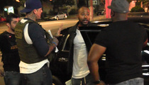 Columbus Short Arrested During Album Release Party (VIDEO)