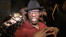 Wesley Snipes -- I'm Not Fretting Over 'Empire' ... 'They Got the Right Man' (VIDEO)