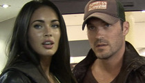Megan Fox -- Files for Divorce