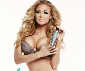 Carmen Electra Releases Sexy Images for New Lube Line … Yes, We Said Lube Line
