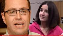 Jared Fogle's Wife -- Divorce Docs Indicate ... She Had No Clue Until Yesterday