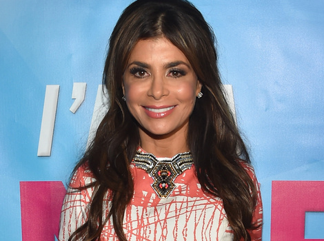 Paula Abdul, 53, Shows Off Her Toned Legs In Super Short Romper