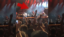 Mumford & Sons – Gear Hurled into Concert Crowd ... Fan Gets Injured