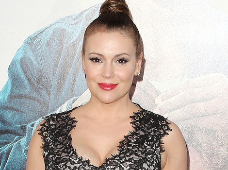 Alyssa Milano Shares Throwback Pic with Britney Spears and Shared Ex Justin Timberlake