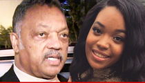 Jesse Jackson's Daughter -- Dad Bans N-Word from Her Raps