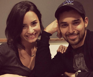 Wilmer Valderrama Shares Sweet Birthday Message to Demi Lovato -- Plus, See Her…