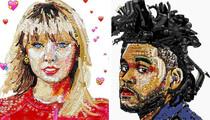 25 Celeb Emoji Portraits -- See Yung Jake's Amazing Instgram Art