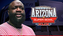 Rick Ross Sued -- Wasn't the Boss at Super Bowl XLIX ... Give us Back Our $55k!