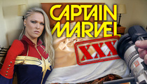 Ronda Rousey -- Gets First Shot to Be a Superhero ... But It's in a Porno