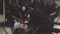 Wiz Khalifa -- Busted At LAX For Riding Hoverboard