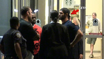 WWE Superstar Seth Rollins -- Cops Got My Back ... When I Was Pinned Down In NYC