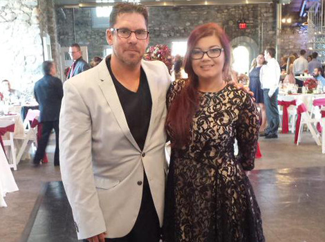 Amber Portwood Shows Off 40-Pound Weight Loss at Catelynn & Tyler's Wedding
