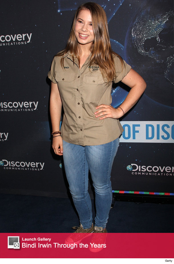 bindi irwin videos youtube