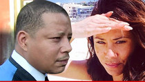 Terrence Howard -- Wins Spousal Support War with Ex