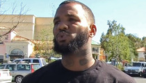 The Game Sued -- Rapper Claims He Rode Off With His 'Ride Or Die' Pic