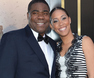 "Tracy Morgan Says ""I Do"" -- Marries Megan Wollover!"