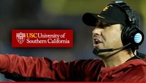 USC's Steve Sarkisian -- Powerful Alums & Boosters Pissed ... Calls to Fire Coach