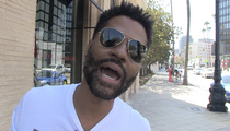 Eric Benet -- Tells Kobe Bryant to Retire ... Through Majesty of Song (VIDEO)