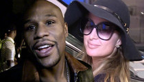 Floyd Mayweather -- My New Hyper Car Drives Paris Hilton Wild