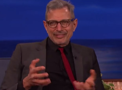 Jeff Goldblum Shares Hilarious (And Absolutley Adorable) Video of Baby Boy…