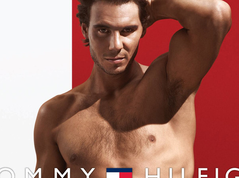 Rafael Nadal Strips Down for Tommy Hilfiger Underwear -- See the Super Sexy…