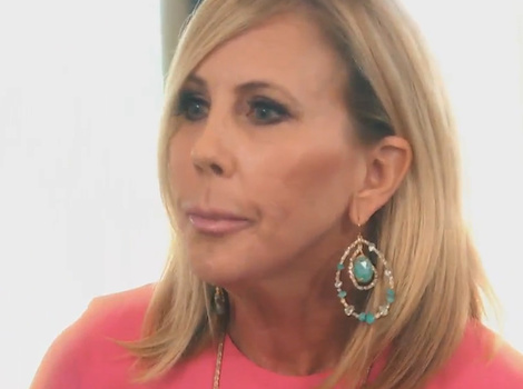 RHOC quot  Star Vicki Gunvalson Has a New Man    See Who She     s Dating     TooFab Vicki Gunvalson Explodes When Meghan Edmonds Questions Brooks Ayers      Cancer Diagnosis