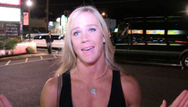 Holly Holm -- I'll Never Trash Talk Ronda Rousey ... It's An Honor to Fight Her
