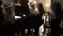 Justin Bieber -- Works His Instrument ... Bags Playboy Chick (VIDEO)