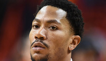 Derrick Rose -- Accused of Drugging and Gang Raping Ex-Girlfriend