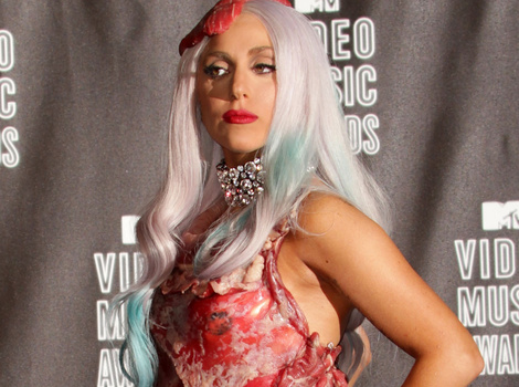 Xtina, Lady Gaga, Lil' Kim & More -- See the Wildest Looks In VMA History!