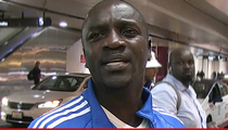 Akon Sued -- Mansion Floors Don't Come Cheap ... Pay Up, Man!