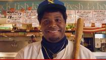 Ken Griffey Jr. -- SOMETHING'S FISHY ... In New Macklemore Video