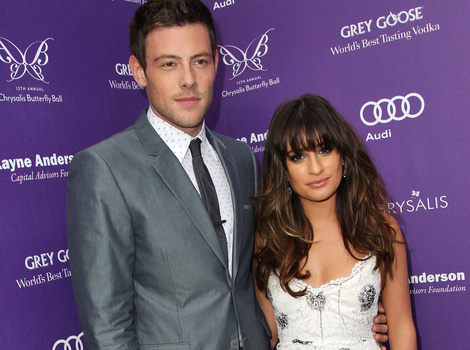 "Lea Michele on Finding Love After Cory Monteith: ""Someone Miraculously Came Into My Life!"""