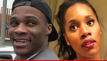 Russell Westbrook -- I'm Getting Hitched! Doing it Chill in Bev Hills