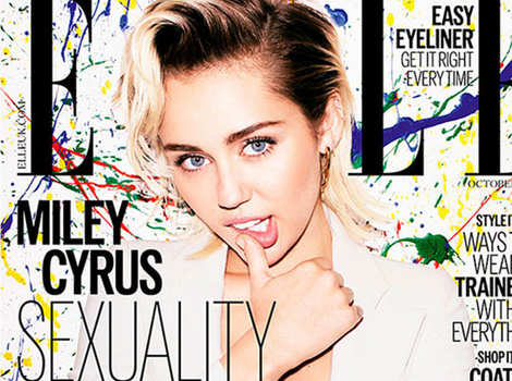 "Miley Cyrus Says She's Dating But ""Not In A Relationship,"" Reveals She's Pansexual!"