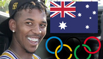 NBA's Nick Young -- Launches 'Official Inquiry' ... to Join Australian Olympic Team