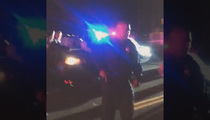 The Weeknd -- Viral Music Video Shoot NOT Busted by LAPD