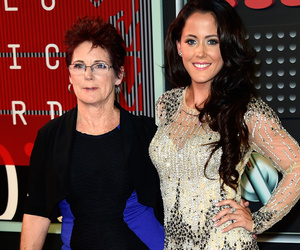 "Babs Hits the VMA Red Carpet with Jenelle -- See the ""Teen Mom 2"" Duo Go Glam!"