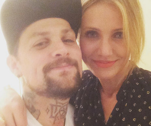 "Benji Madden Gushes Over Wife Cameron Diaz In Adorable Birthday Post: ""I'm the…"