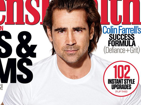 Colin Farrell Reveals Bizarre Way He Quit Smoking, Talks Single Life
