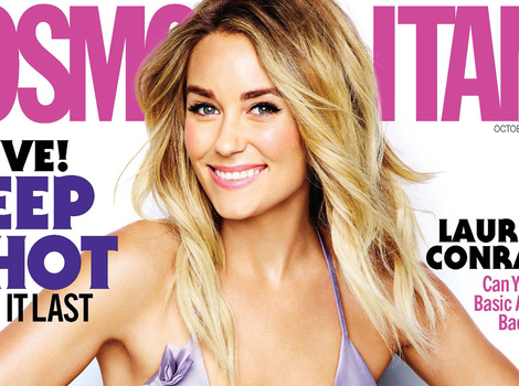 "Lauren Conrad Says Reality TV ""Toughened Her,"" Admits Brody Jenner Has ""Lots of…"