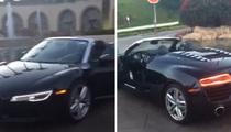 Blac Chyna -- Suck My Tailpipe, Tyga & Kylie ... I Got My Own Wheels (VIDEO)